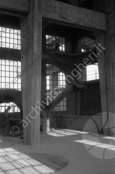 LD L338 - L338 - Cantiere costruzione Cementificio Santarcangelo di Romagna - 1952