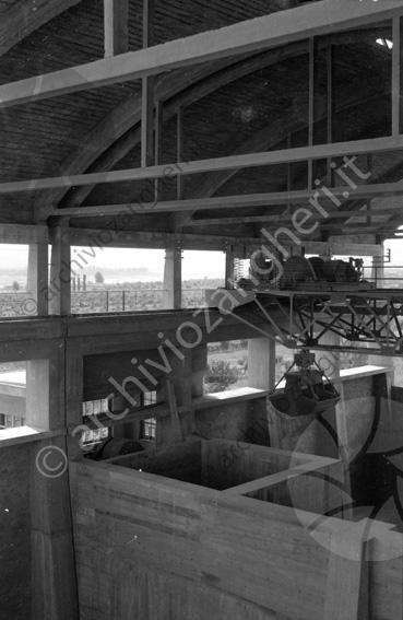LD L340 - L340 - Cantiere costruzione Cementificio Santarcangelo di Romagna - 1952