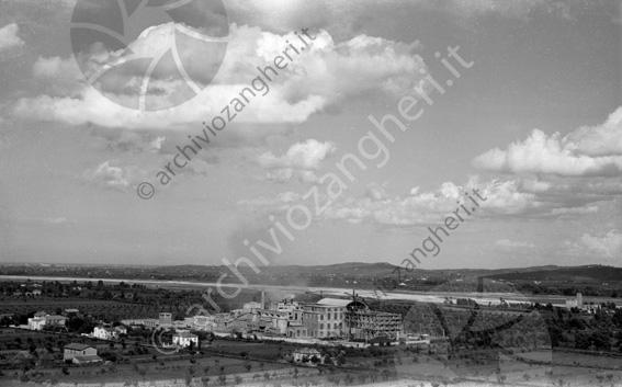 LD L679 - L679 - Cantiere costruzione Cementificio Santarcangelo di Romagna - veduta generale - 1953