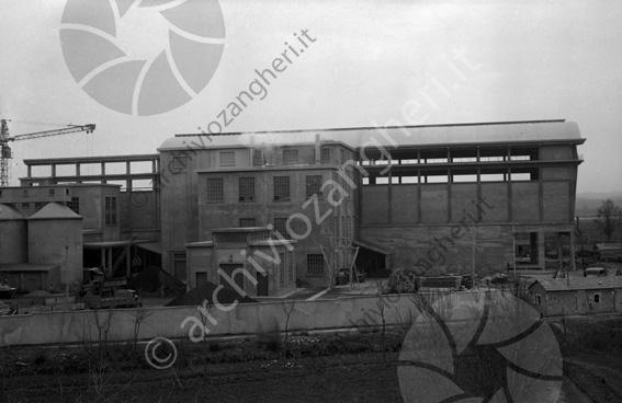 LD L903B - L903B - Cantiere costruzione Cementificio Santarcangelo di Romagna - 20-03-1954
