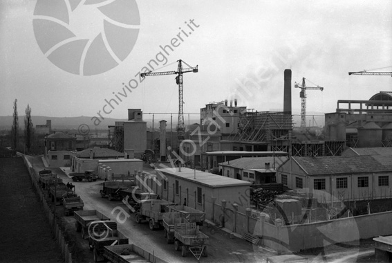 LD L904A - L904A - Cantiere costruzione Cementificio Santarcangelo di Romagna - 20-03-1954
