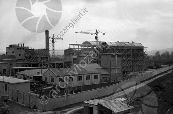 LD L904B - L904B - Cantiere costruzione Cementificio Santarcangelo di Romagna - 20-03-1954