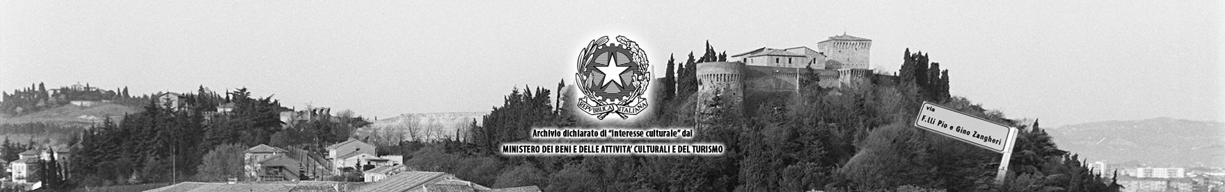 Archivio Fotografico Zangheri – Cesena